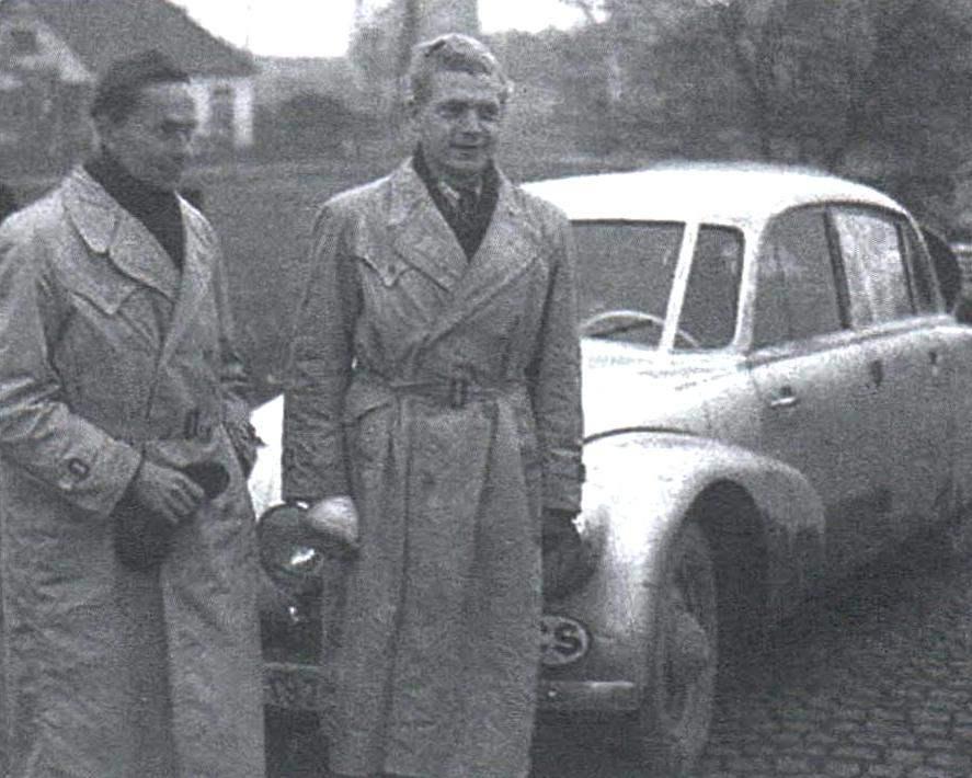 Знаменитые чешские путешественники И. Ганзелка и М. Зикмунд