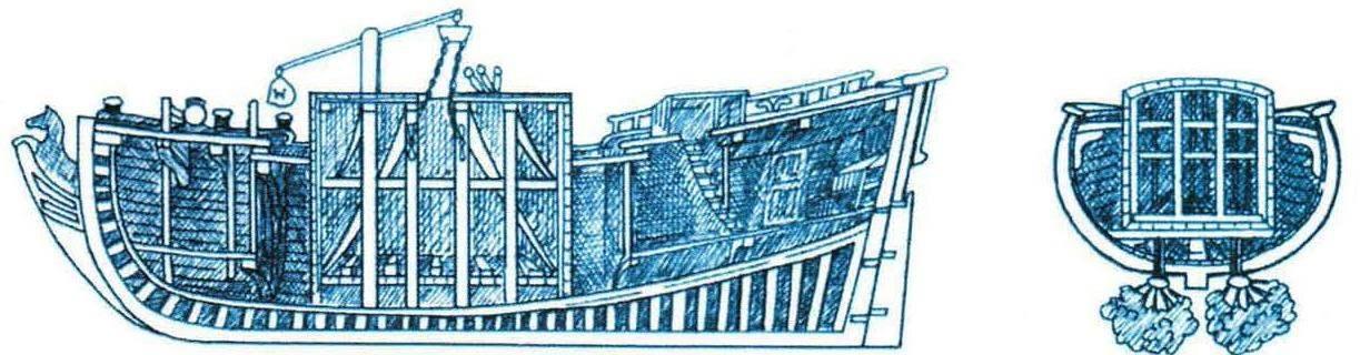 Подводное судно «Мария» (Англия, 1774 г.)