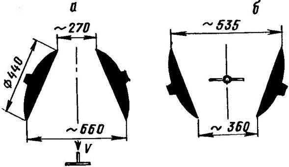 Рис. 8. Регулировка дисков окучника