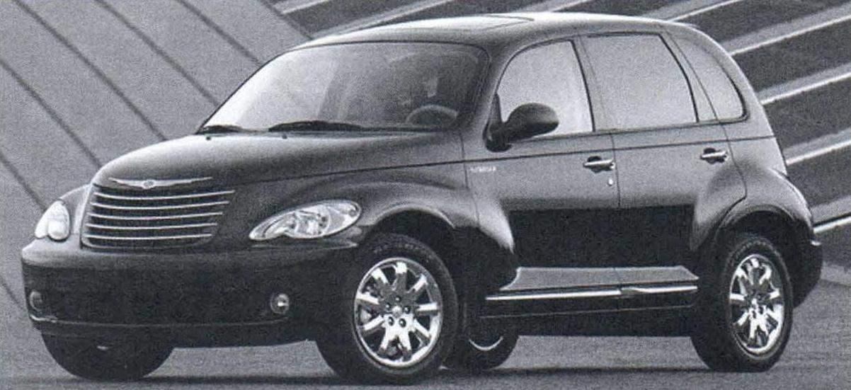 В 2000 году фирма Chrysler выпустила автомобиль Chrysler РТ Cruiser с ретро-кузовом «мотивам» Chrysler Airflow - «аэродинамической» легковой машины 1930-х годов