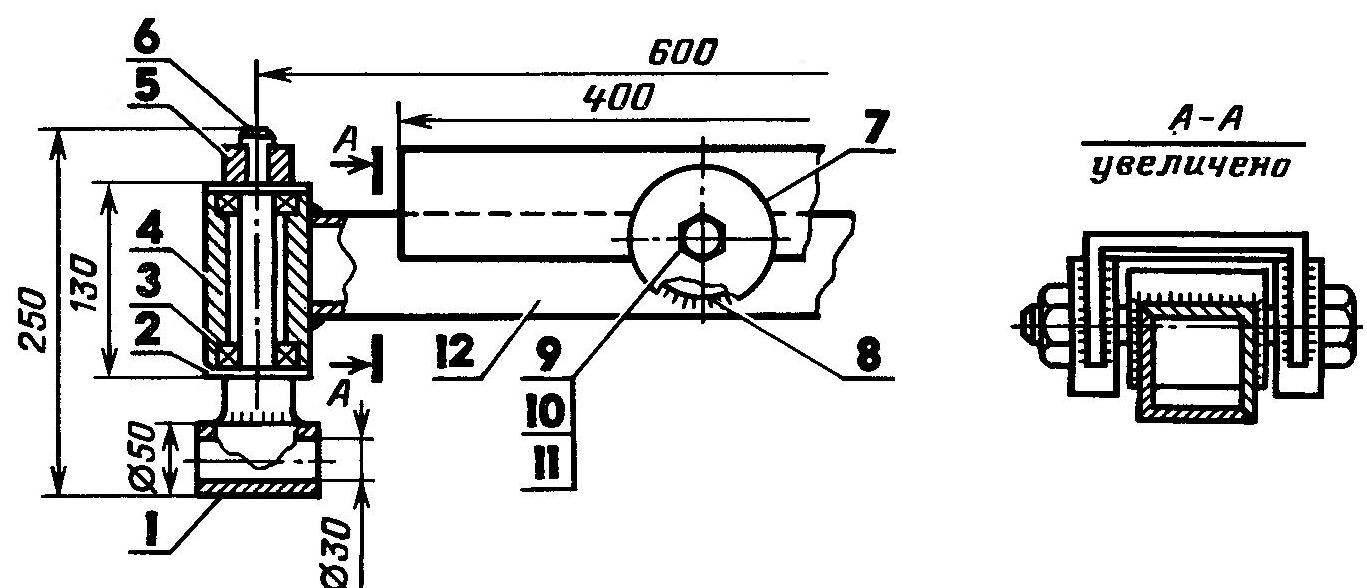 Конструкционные особенности изготовления переднего моста