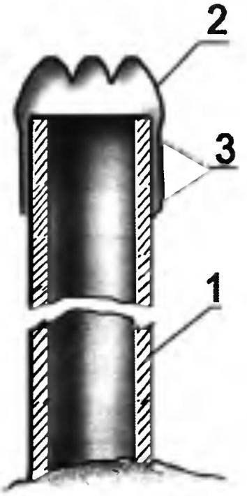 Рис. 7. Насадка для ограды