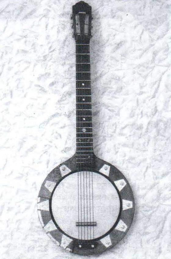 Готовое банджо