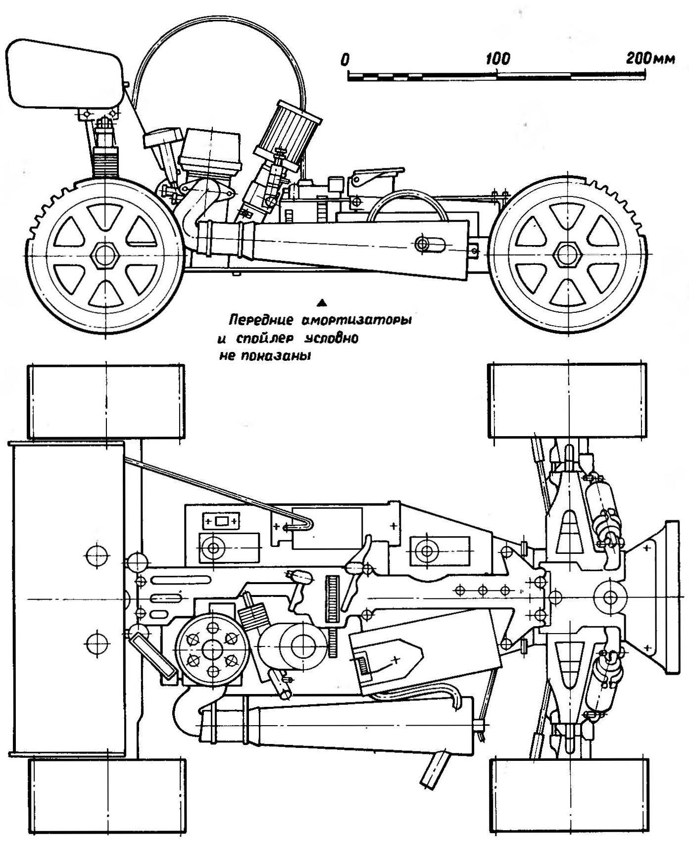 R and p. 2. Design model-class Buggy-8D domestic production