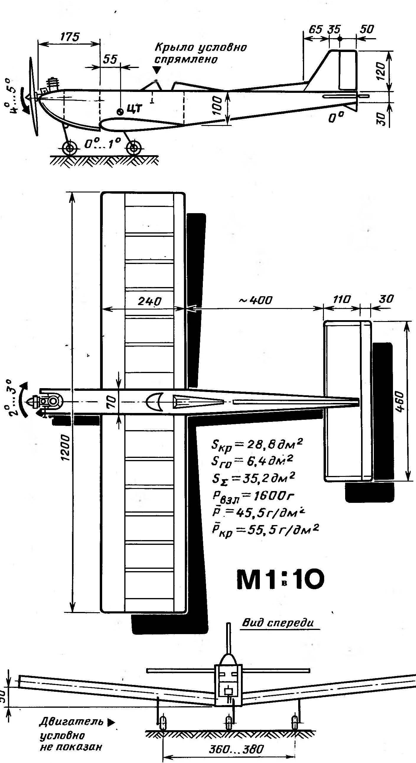 Рис. 1. Базовая модель.