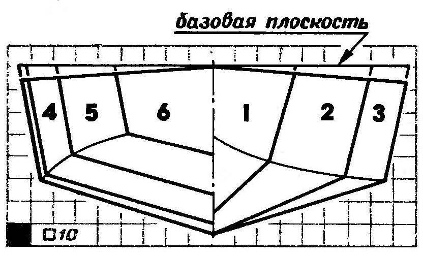 "Рис.2. Проекция «Корпус""."