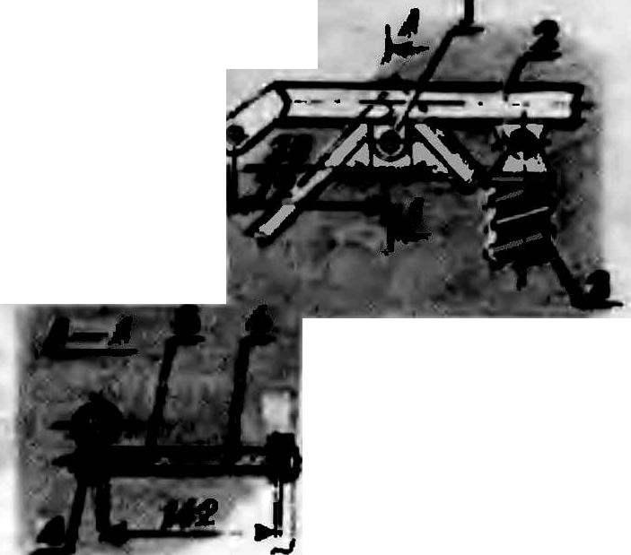 Установка фиксатора запасного колеса