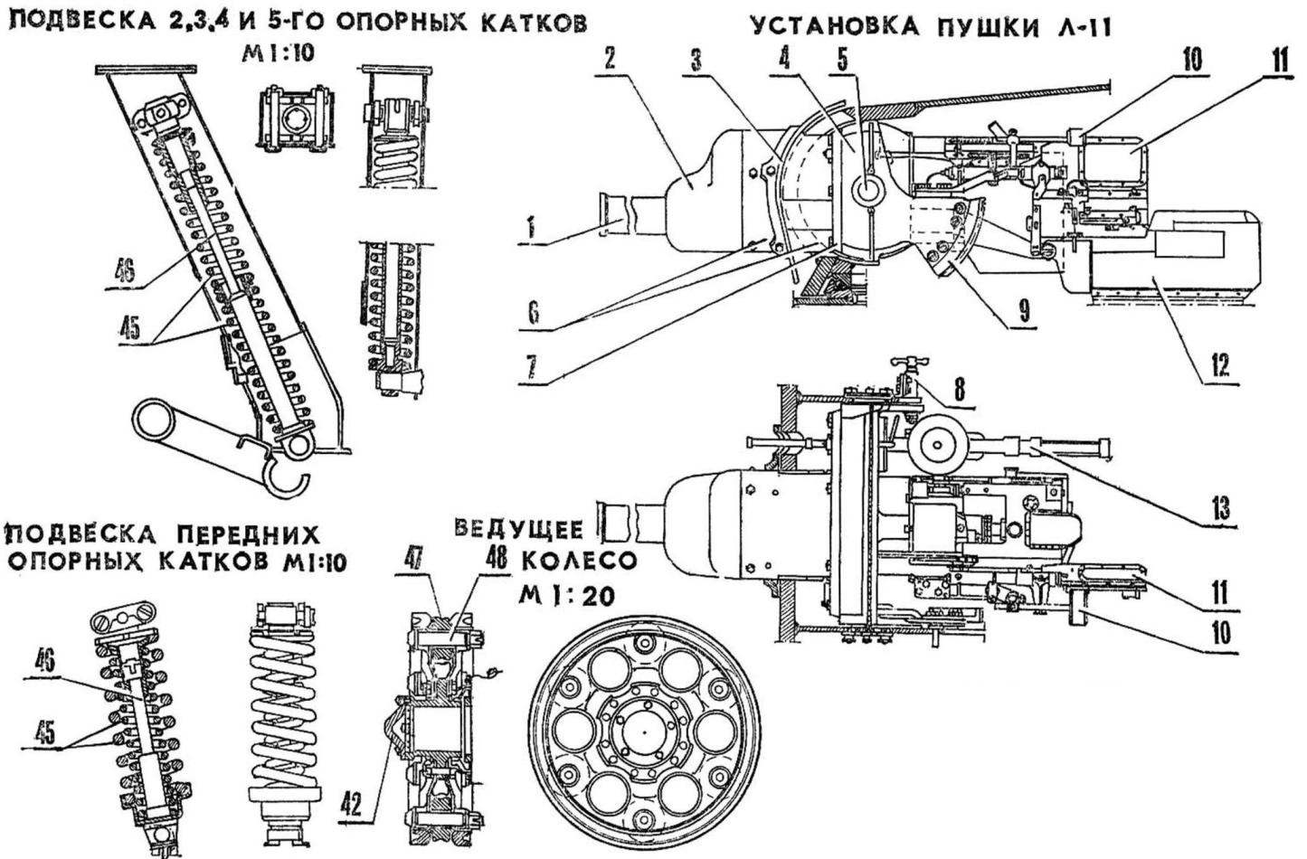 76-мм пушка Л-11 образца 1939 г.