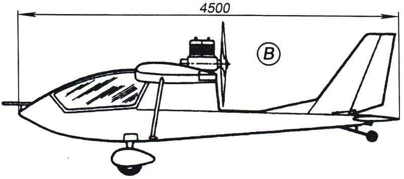 В - самолёт А-12