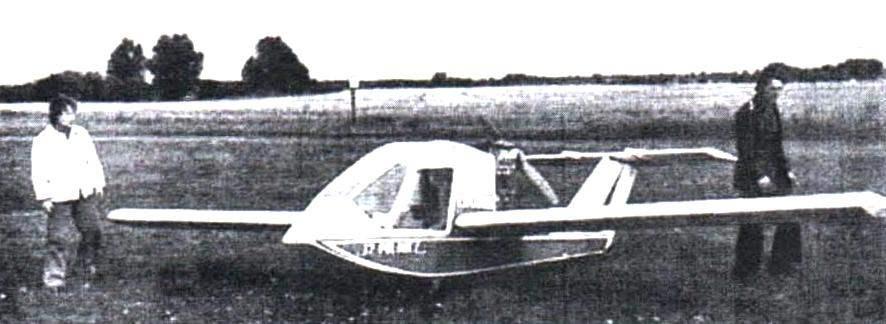 Самолёт «Кристалл» П. Альмурзина