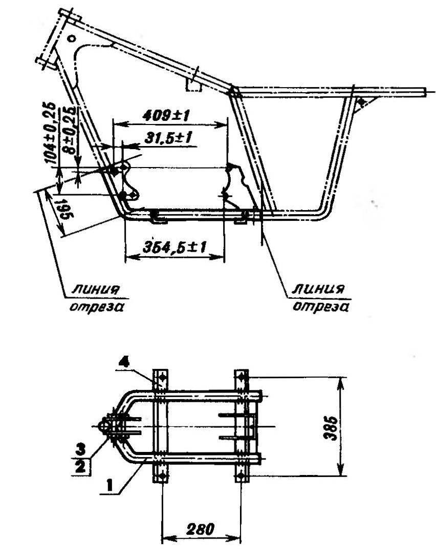 Квадроцикл своими руками из планеты чертежи 199