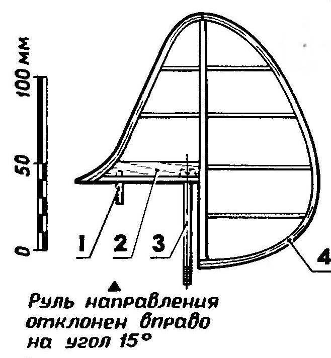 Р и с. 5. Киль