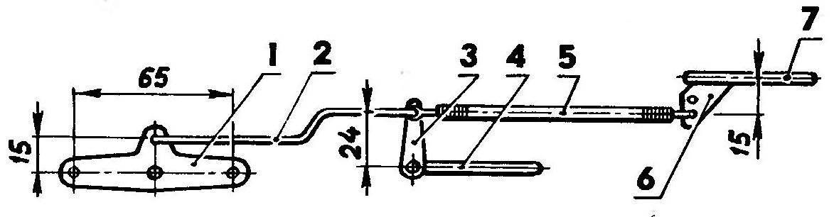 Р и с. 7. Схема управления