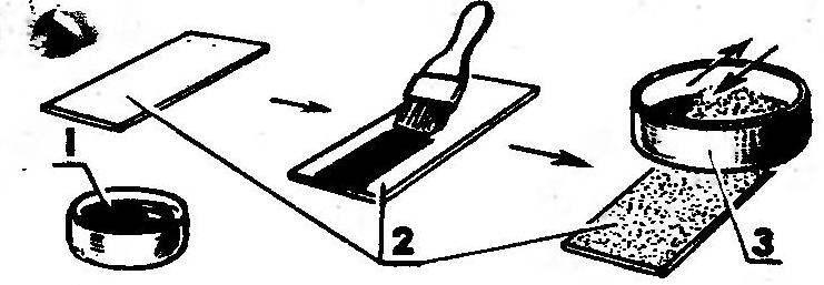 Методика изготовления «кирпичей» или «камней» с естественной фактурой поверхности
