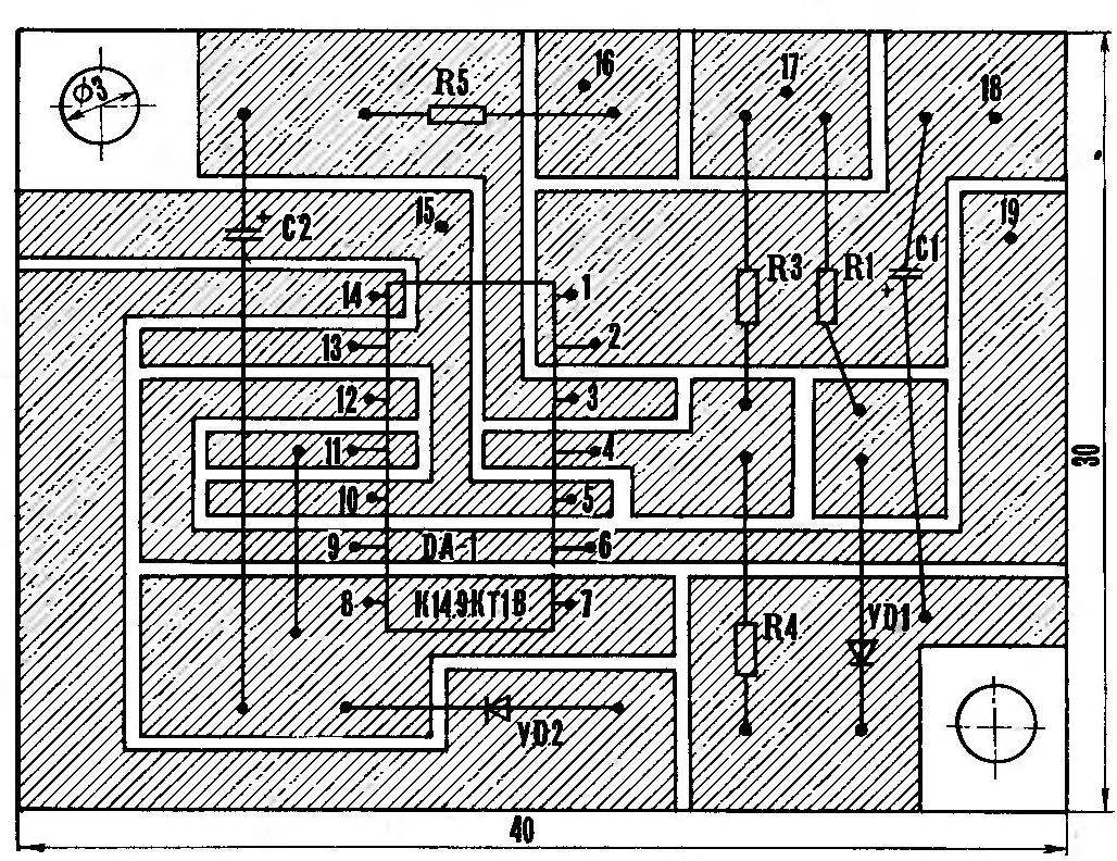 Fig. 4. Circuit Board UEZ in IMS