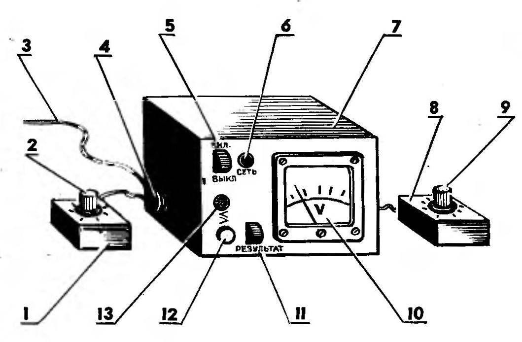 Рис. 6. Внешний вид игрового автомата