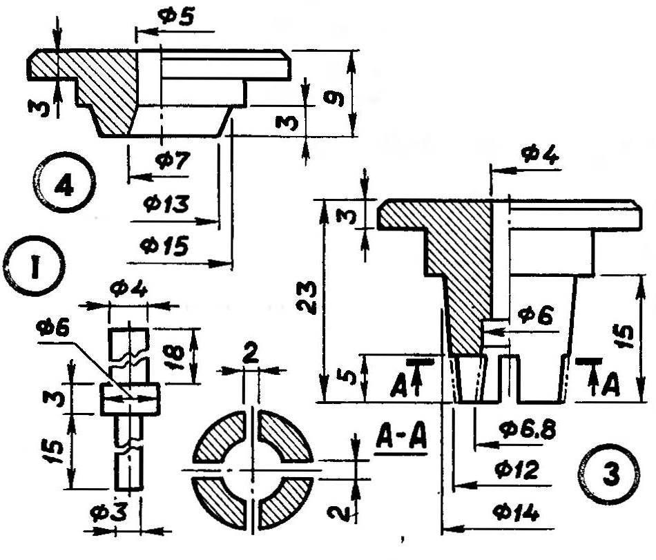 Пресс-форма для литья дисков колес