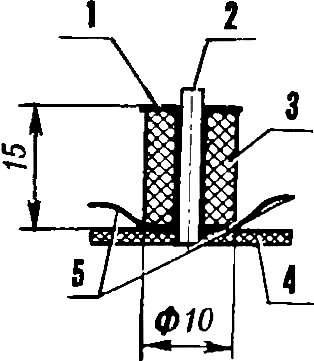 Fig. 3. The device sensor pickup