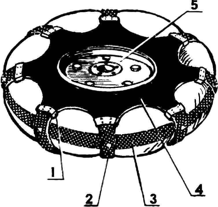 Fig. 11. Wheel.