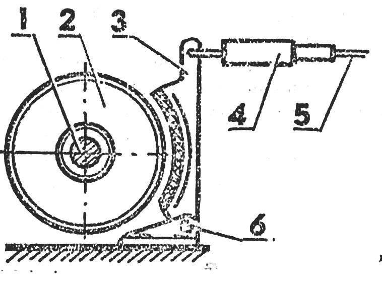 Simplified brake