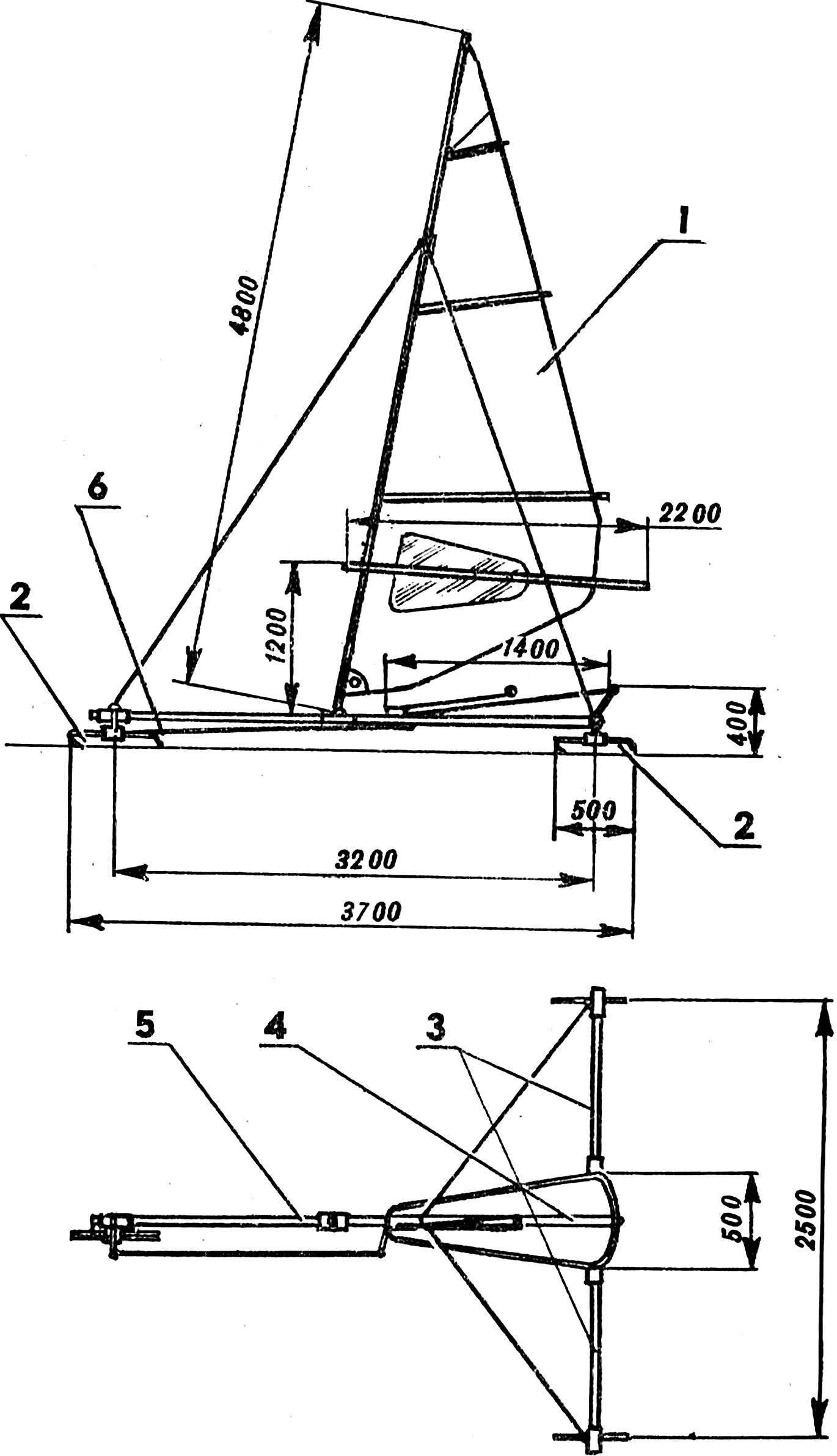 Collapsible Buer class 6 m2.
