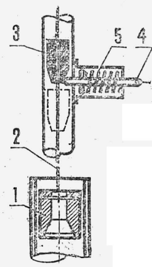 P и с. 4. Замок для двери