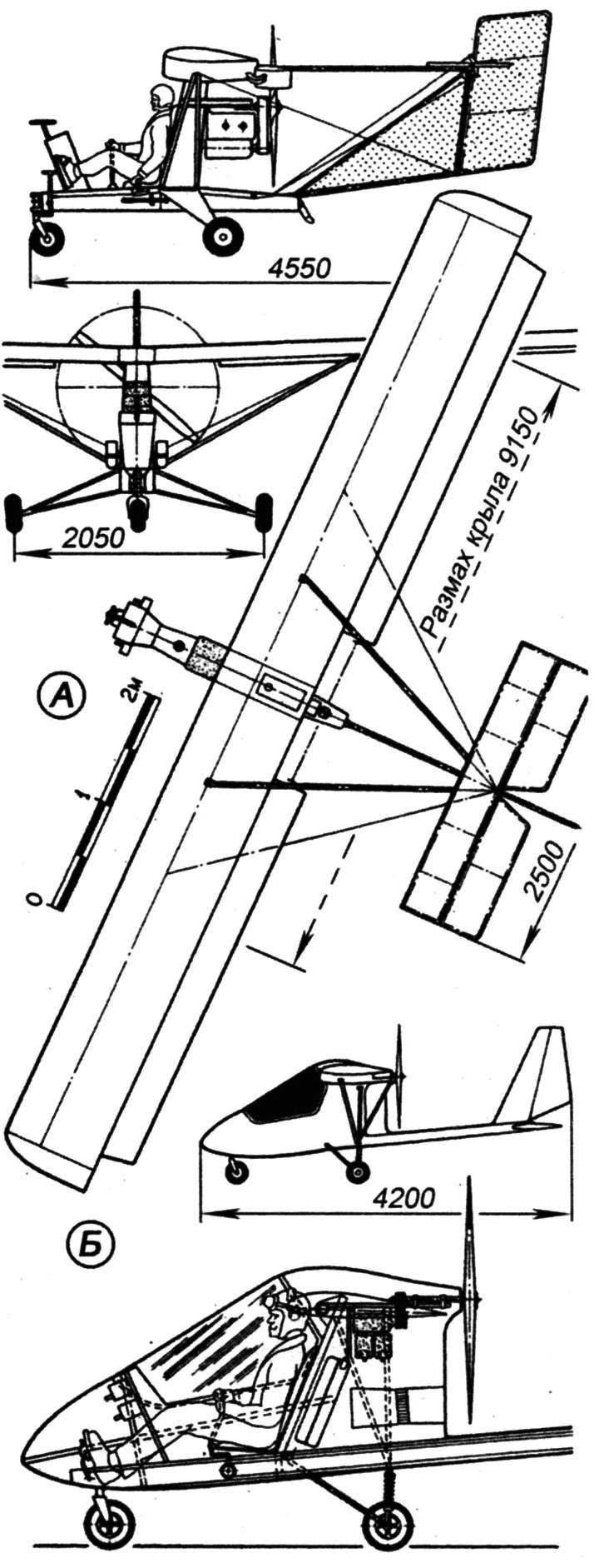 Single beam planes