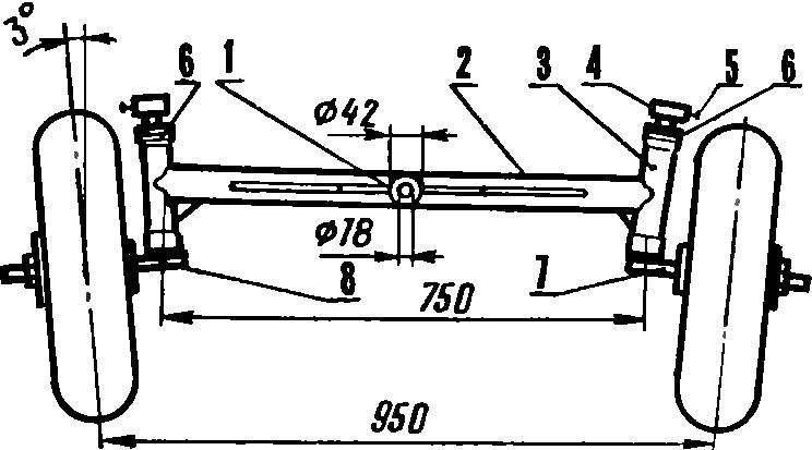 чертеж мототрактора зубр