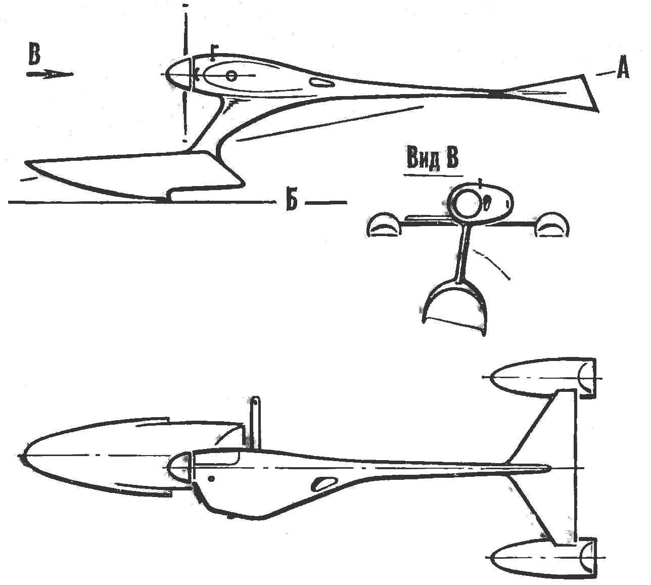 Fig. 1. Cord model aerolaser new scheme