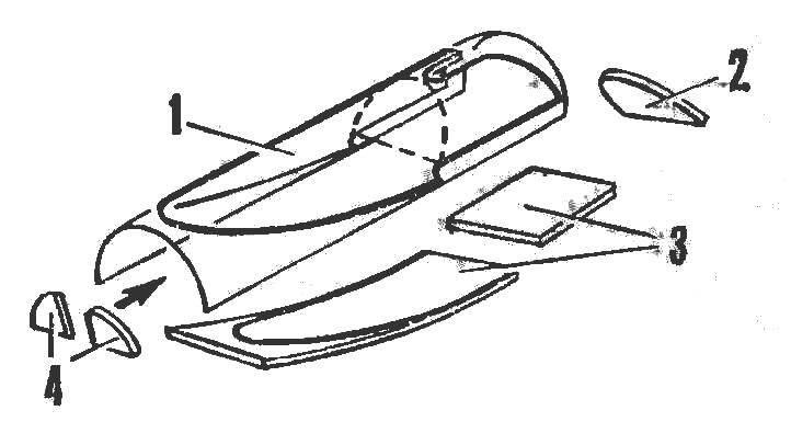 Fig. 5. Making basic float