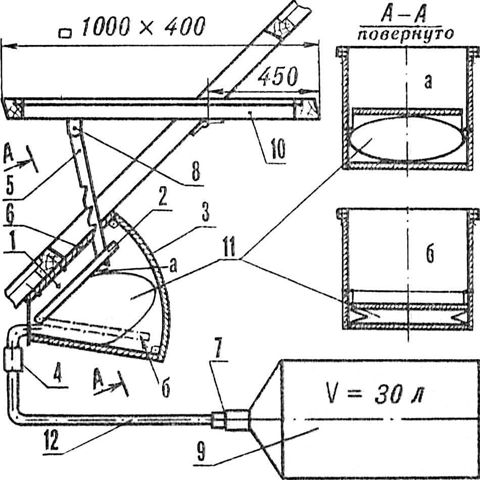 Открывание форточки теплиц автоматическое своими руками 17