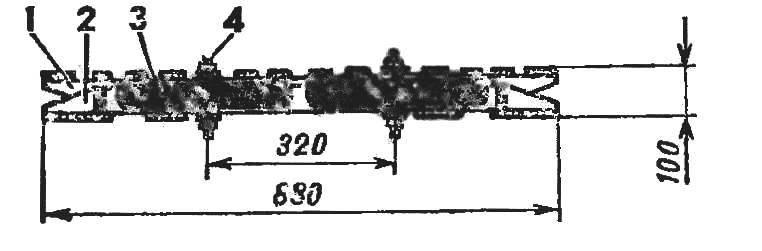 Р и с. 4. Упаковка колес