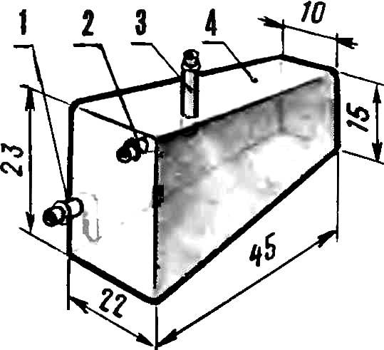 Fig. 3. Fuel tank.