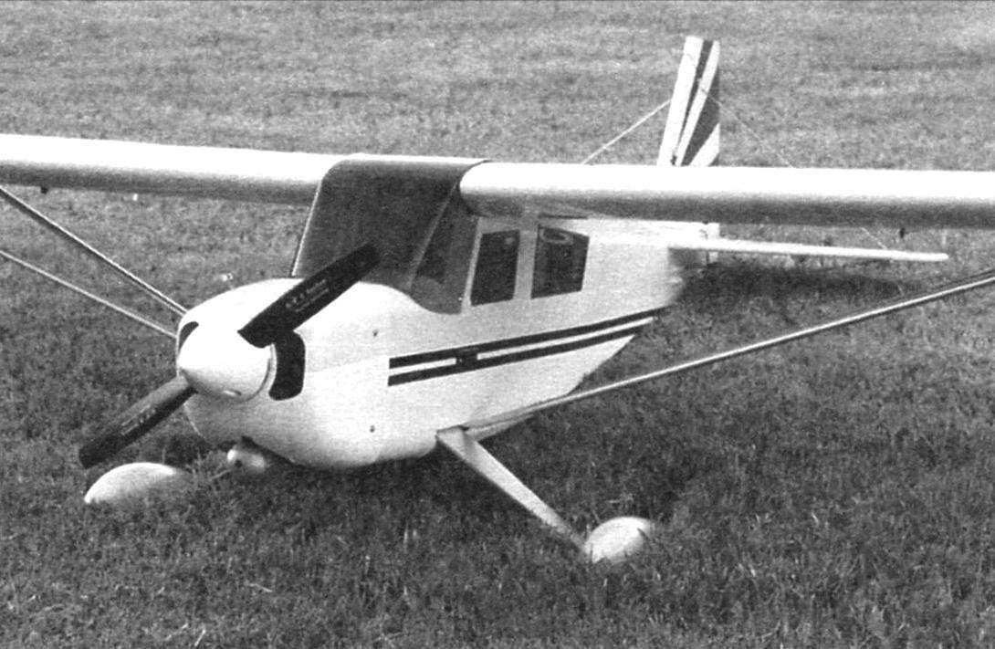 Самолёт «Декатлон»