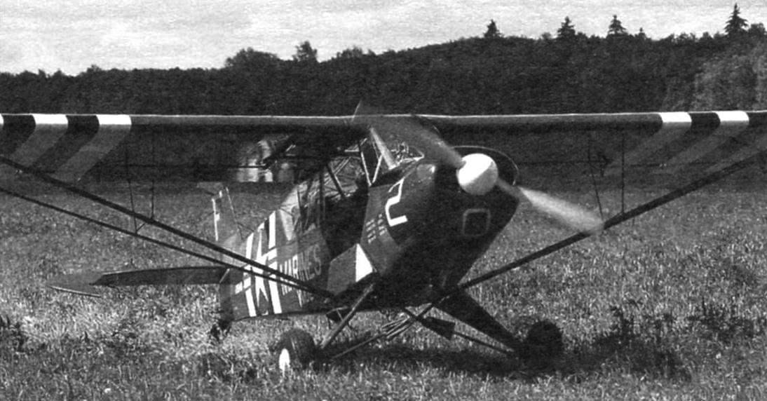 Самолёт «Пайпер «Кэб»