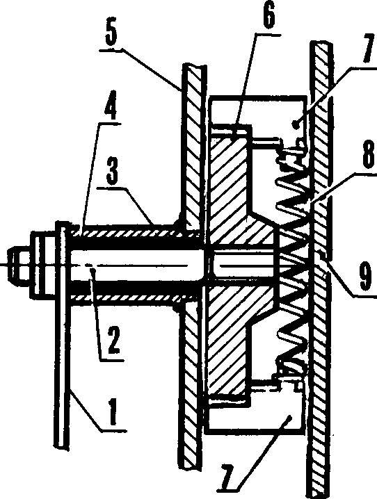 Fig. 3. The drum unit Assembly (Assembly).