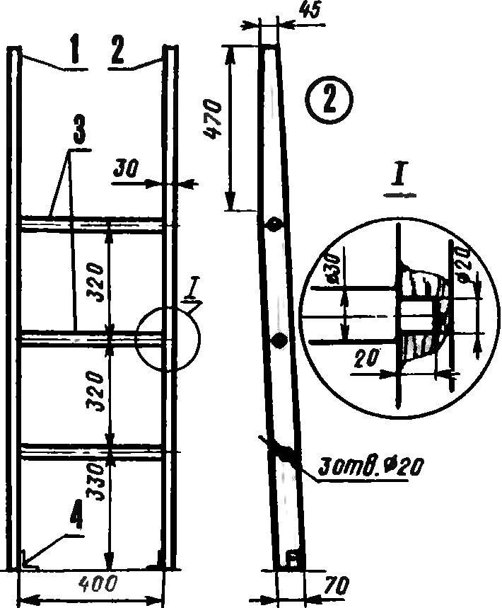 Fig. 3. Stairs.