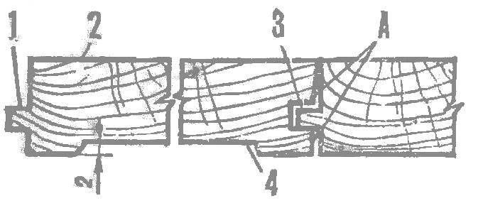Р и с. 1. Доска для пола