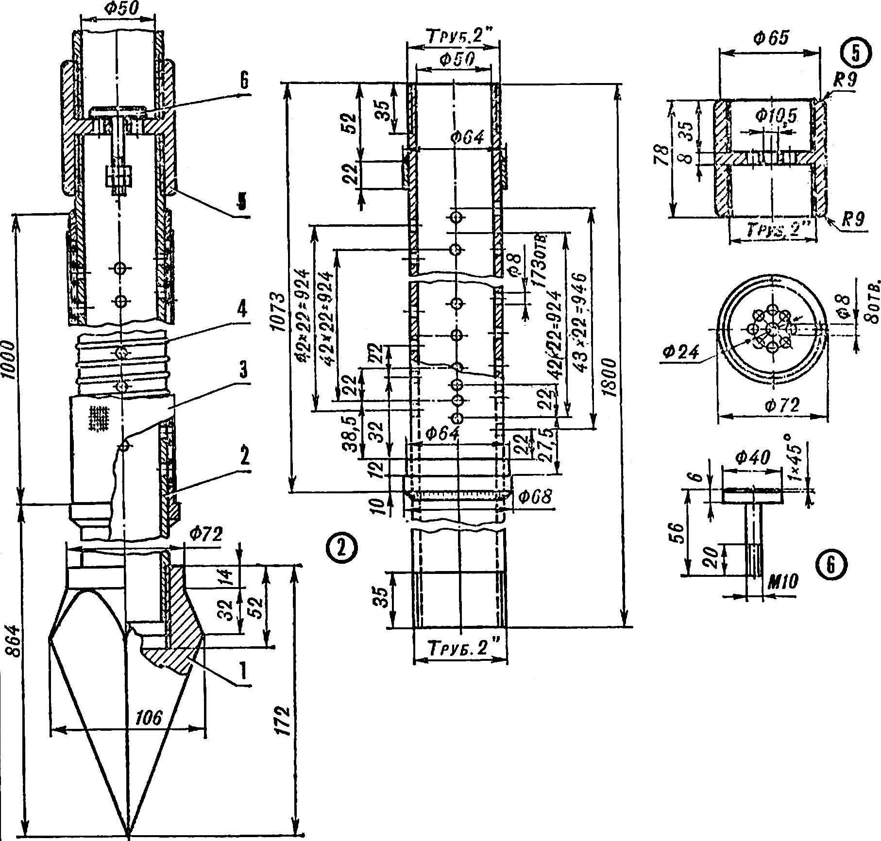 Как сделать фильтр для абиссинского колодца