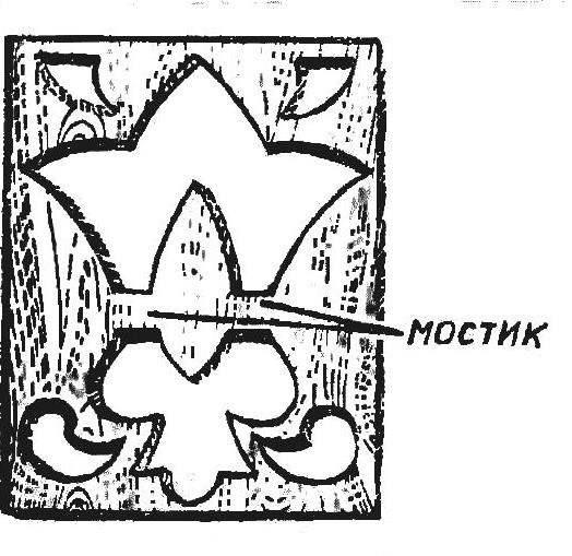 Рис. 4. Шаблон рисунка.