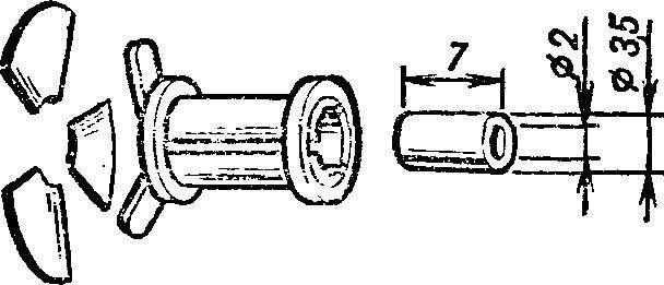 Рис. 3. Коллекторный узел.