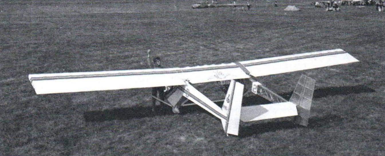 Training glider-spark NSA-I