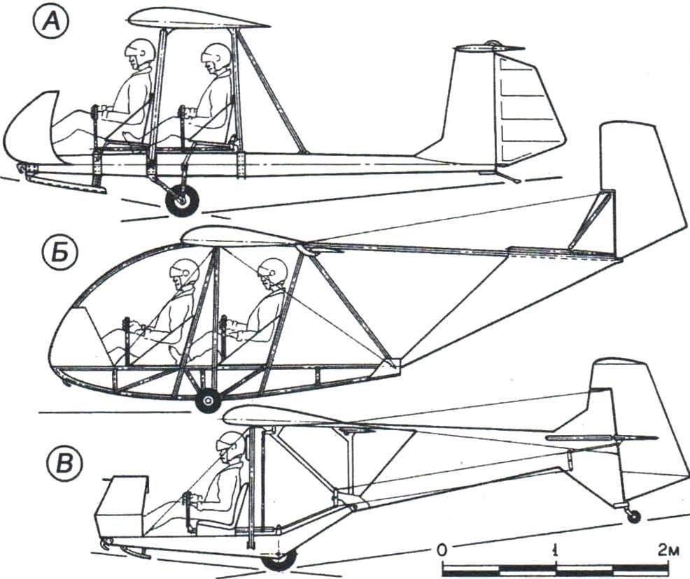 Gliders initial training