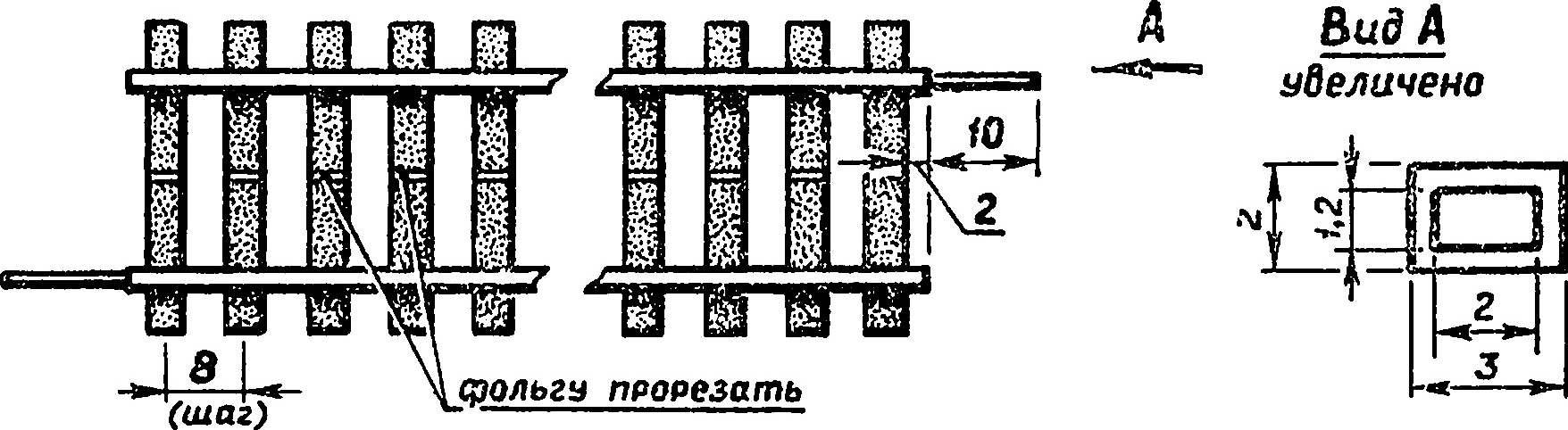 Железнодорожное полотно своими руками 61