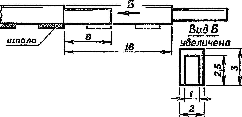 Железнодорожное полотно своими руками 33