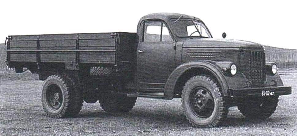 «УралЗИС-355М» выпуска 1959 года