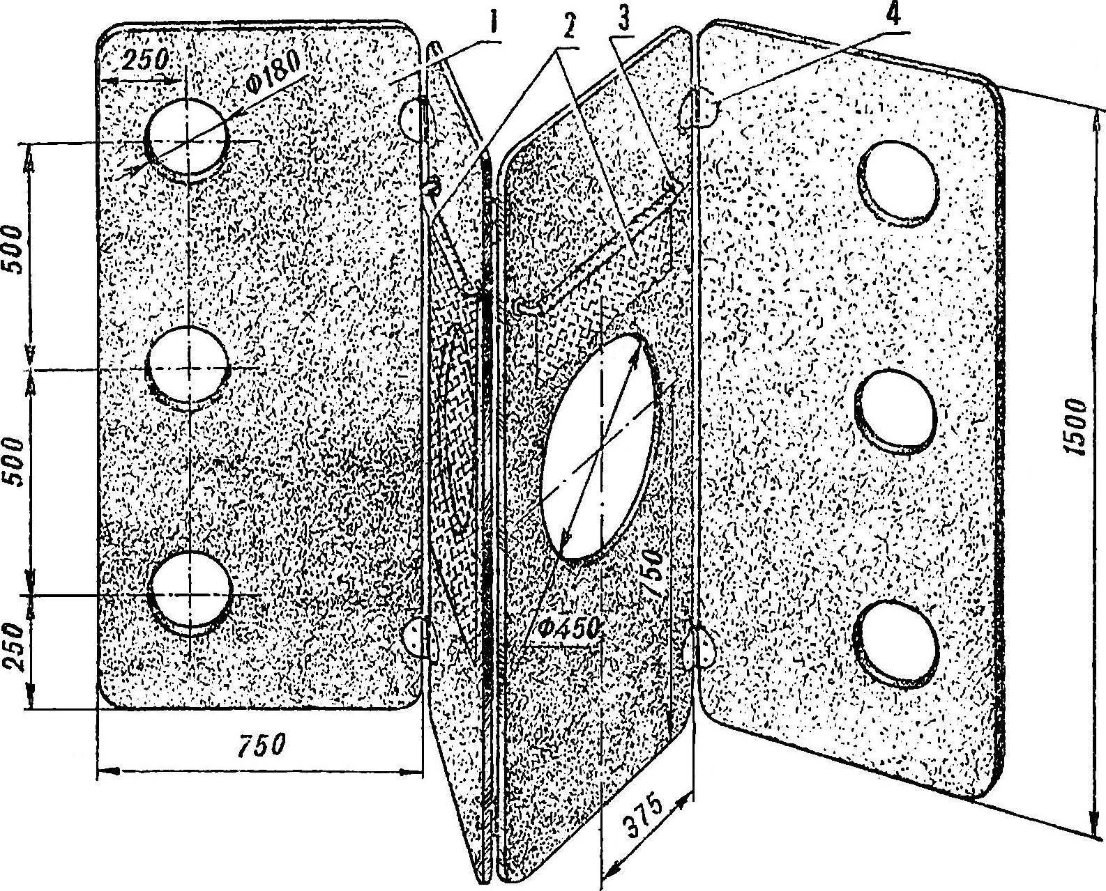 Fig. 8. Folding screen.