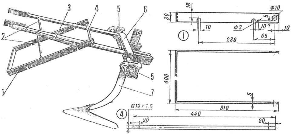Fig. 15. Frame mounted guns