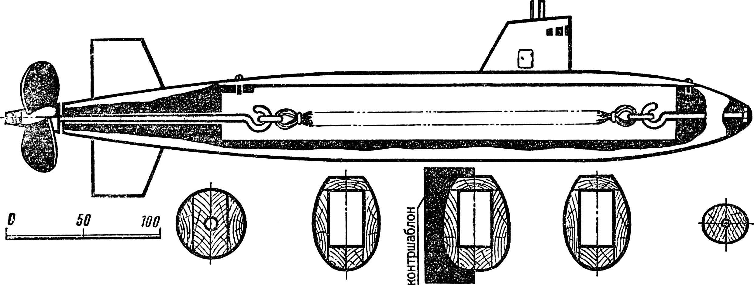 Как сделать подводную лодку: поделки для мальчиков на 30
