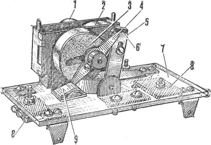 Рис. 1. Модель внутрихода
